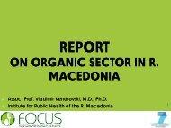 FYRo Macedonia - Focus-Balkans