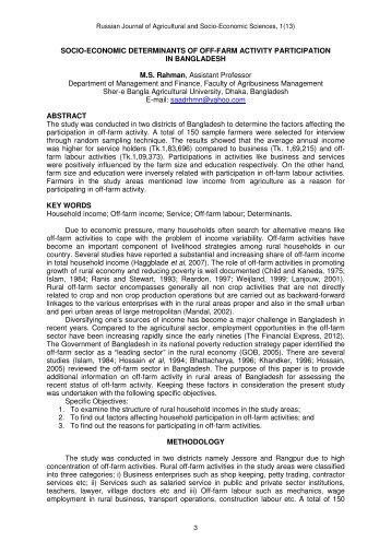 Full text in PDF - Russian Journal of Agricultural and Socio ...