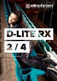 D-LITE RX 2/4 モノブロックストロボ カタログ - テイク