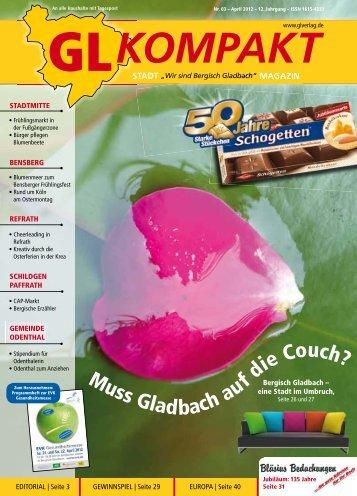 Muss Gl e Couch? - GL VERLAGS GmbH