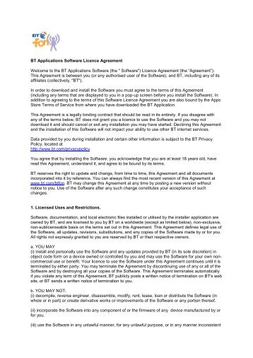 Master Software Licence And Support Agreement Uk Avepoint