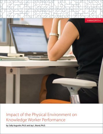 Impact of the Physical Environment on Knowledge ... - Brigholme