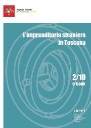 L'imprenditoria straniera in Toscana - Irpet