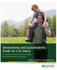 Sustainability and Stewardship Guide Brochure - Innovation Center ...