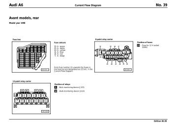 audi tt coupe bose concert wiring diagram pdf 2004 audi a4 electrical diagram audi a6 no 39 1