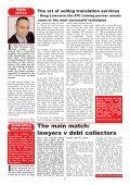 ATC News, Summer 2007 - Association of Translation Companies - Page 6