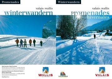Prospekt Wallis Tourismus.qxd - Camping Rhone
