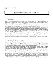Progetto e realizzazione di una Yagi 3 el. per i 50 MHz - ARI Roma