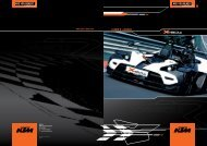 Are You ready ? Are You ready ? - KTM X-Bow
