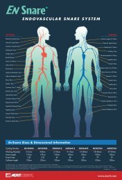 401895001-A EnSnarePoster - Merit Medical