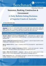 benchmark_28-05-2014_insurance_banking_construction_government