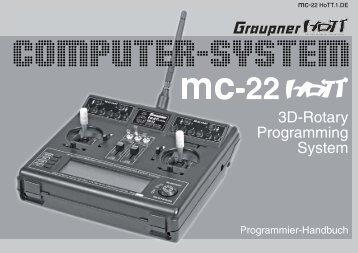 mc-22 - Graupner