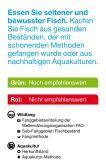 Mini-Fischratgeber 2012 - Greenpeace - Seite 2