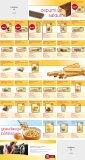 maize makaroni milti, maizes maisījumi uzkodas - Page 2