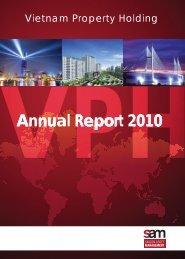 VPH Annual Report 2010.pdf - Saigon Asset Management