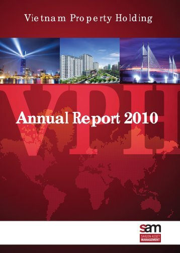 VPH Annual Report 2010.pdf - Saigon Asset Management
