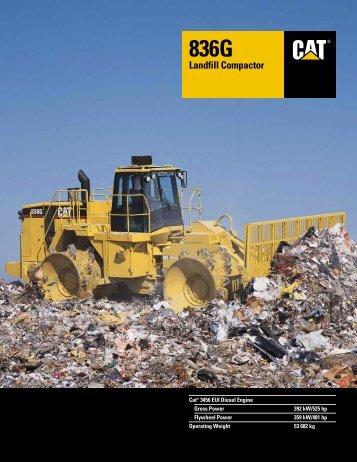 Landfill Compactor