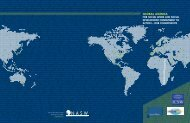 GLOBAL AGENDA - National Association of Social Workers