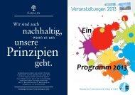 Veranstaltungskalender 2013 [pdf, 399 - Deutscher Internationaler ...