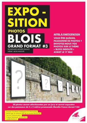 BLOIS EXPO - SITION - AAAR
