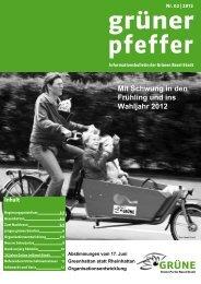 Nr. 02-2012 - Grüne Partei Basel-Stadt
