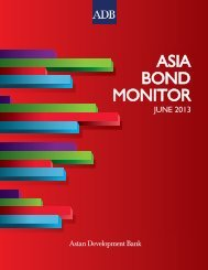 Asia Bond Monitor June 2013 - AsianBondsOnline