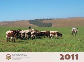 ARGE Pzg. Kalender E 2011