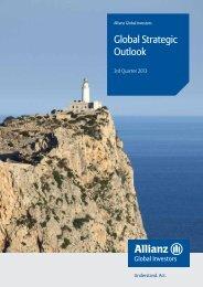 Global Strategic Outlook - Allianz Global Investors
