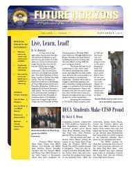 Newsletter September 09 (Read-Only) - California DECA