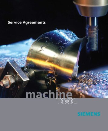 Service Agreements Brochure - Siemens Industry, Inc.