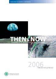 WBCSD Annual Review 2006 NEW.qxp - Sustentabilidad.uai.edu.ar