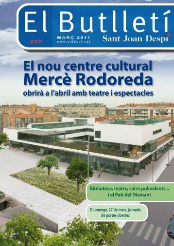 El - Ajuntament de Sant Joan Despí