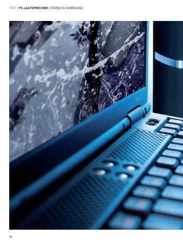 TesT | PC-LauTsPreCher | Stereo & Surround - Gute-Anlage.de