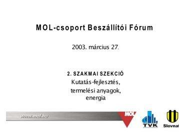 pdf formátumban (405 kB) - Mol
