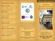 National City - South County Economic Development Council