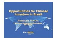 Apresentação Sr. Alessandro Teixeira (APEX)