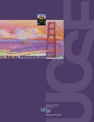 UNIVERSITY OF CALIFORNIA, SAN FRANCISCO - UCSF ...