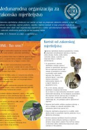 Brošura o OIML
