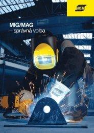MIG/MAG – správná volba - Vše pro svařování