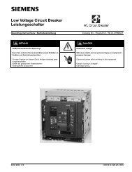 Low Voltage Circuit Breaker Leistungsschalter - Chipkin Automation ...