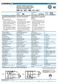 data sheet DW - A - 62 - M8 - Page 4