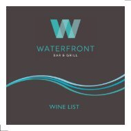 Waterfront Bar - Shetland Hotels