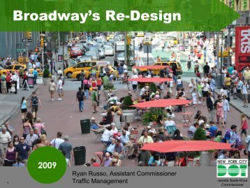 Download Broadway's Re-Design PDF - Walk21