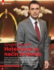 Gregor Jamnik - Best Western Hotel Slon