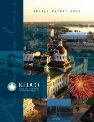 ANNUAL REPORT 2010 - KEDCO - Kingston