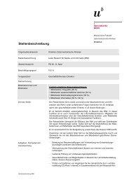 Stellenbeschreibung Ressort Media und Informatik (RMI) (pdf, 62KB)