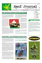Die Schweiz kommt nicht zum Pot - Hanfjournal