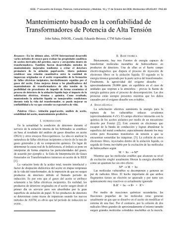 Mantenimiento centrado en la confiabilidad, Eduardo Briosso, John ...