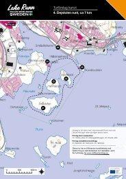Turförslag kanot 4. Dejstolen runt, ca 7 km Runn - Visit Södra Dalarna