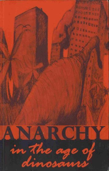 Anarchy in the Age of Dinosaurs - OccupyLV.org